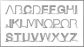 Alphabets Royalty Free Stock Photos