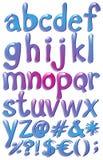 Alphabets Royalty Free Stock Photo
