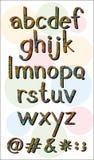 Alphabets Stock Image