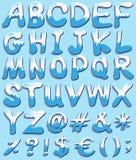 Alphabets Royalty Free Stock Image