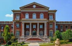 Alpharetta City Hall From Rear Royalty Free Stock Image