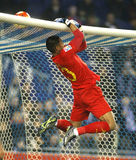Alphonse Areola of Villareal CF Royalty Free Stock Photography