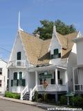 Alphonse Desjardins House / Maison Alphonse Desjardins Stock Images