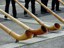 Alphorn Stock Photography