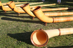 Alphorn Stock Photos