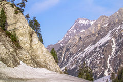 alpi Fotografia Stock