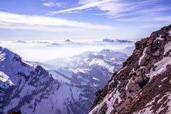 Alpi Immagini Stock