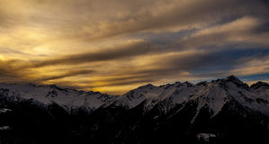 Alpi Image stock