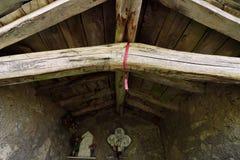 Alpi Apuane, Forte Dei Marmi, Lucca, Tuscany, W?ochy Kaplica obraz royalty free