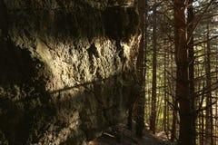 Alpi Apuane, Massa Carrare, Toscane, Italie photo stock