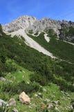 Alpi, Austria Immagini Stock