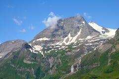 Alpi in Austria Immagine Stock Libera da Diritti