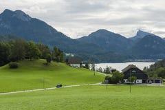Alpi, Austria Fotografie Stock Libere da Diritti