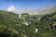 Alpi in Austria Fotografie Stock Libere da Diritti