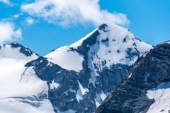 Alpi Austria delle alte montagne Fotografia Stock