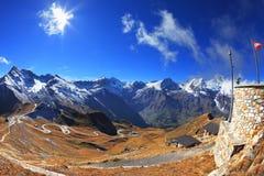 Alpi austriache Immagine Stock Libera da Diritti