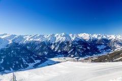 Alpi austriache Fotografie Stock Libere da Diritti