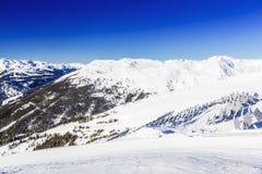 Alpi austriache Immagini Stock Libere da Diritti