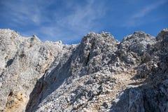 Alpi austriache Immagine Stock