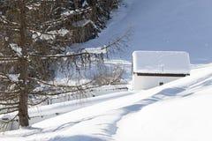 Alpi in austriaco Fotografia Stock Libera da Diritti