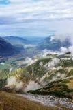 Alpi bavaresi, Germania Immagini Stock
