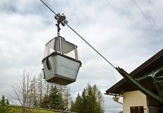 Alpi bavaresi, Schonau Konigssee Fotografia Stock