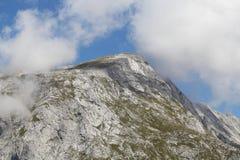 Alpi bavaresi vicino a Berchtesgaden Immagine Stock