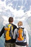 Alpi Chamonix Immagine Stock