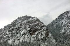 Alpi da Fussen Immagini Stock
