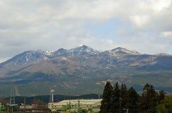 Alpi del Giappone, Honshu, Giappone Fotografie Stock