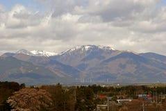 Alpi del Giappone, Honshu, Giappone Immagini Stock