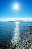 Alpi del lago di Costanza Immagini Stock Libere da Diritti