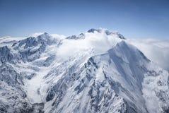 Alpi del sud di NZ Fotografia Stock Libera da Diritti