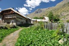 Alpi del sud, Francia Fotografia Stock Libera da Diritti