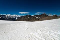 Alpi del sud Nuova Zelanda Fotografia Stock