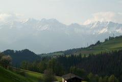 Alpi dell'Austria fotografie stock libere da diritti