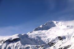 Alpi dell'Austria, dall'itinerario di Thurn del passaggio Immagine Stock Libera da Diritti