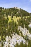 Alpi della Baviera di Breitenstein Immagini Stock Libere da Diritti