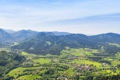 Alpi della Baviera di Breitenstein Fotografia Stock