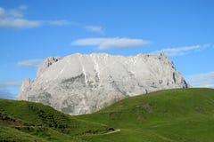 alpi della dolomia Fotografia Stock