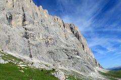 alpi della dolomia Fotografia Stock Libera da Diritti