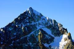 Alpi della pennina Fotografie Stock