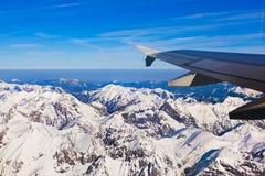 Alpi delle montagne all'Austria Immagini Stock Libere da Diritti