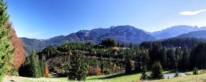 Alpi di Ammergauer Immagine Stock Libera da Diritti