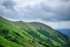 Alpi di Apuan Fotografie Stock Libere da Diritti