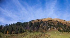 Alpi di Bernese   Fotografie Stock Libere da Diritti