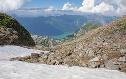 Alpi di Bernese Fotografia Stock