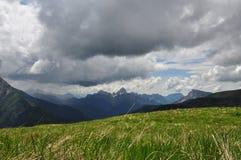 Alpi di Carnia, regione del Friuli Venezia Giulia, Italia Immagine Stock