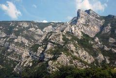 Alpi di Dinaric Immagine Stock