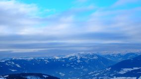 Alpi di Gerlitzen Austria fotografia stock libera da diritti